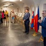 """Wernisaż wystawy """"Biennale Ilustracji Bratysława 2017"""""""